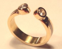 Torc Style Ring