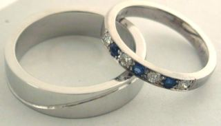 Beautiful blue Sapphires