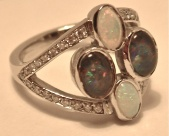 Platinum and Opal