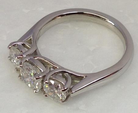 Diamond 3 stone