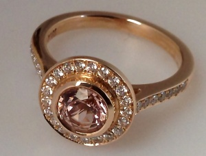 Bespoke Engagement Ring